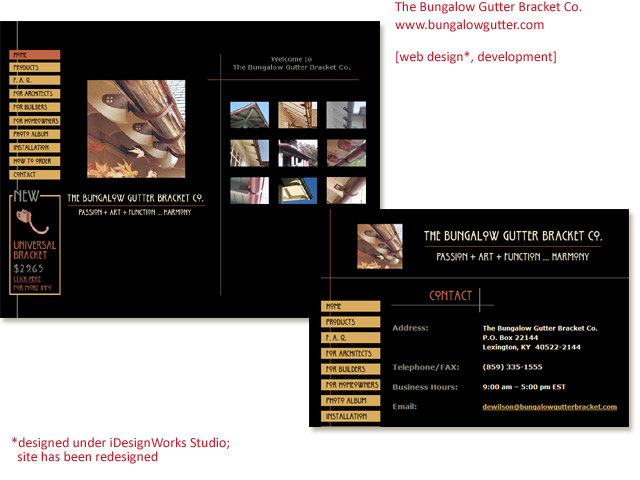 The Bungalow Gutter Bracket Company