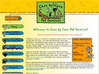 Case By Case Pet Services