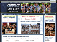 Connect All Star Cheer and Dance
