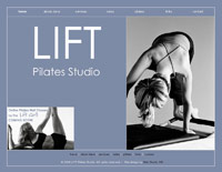Lift Pilates Studio and Lift Girl Online Pilates