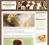 Pastry Craft Pastry Classes